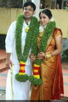 Veena Nair  marriage photos (6)