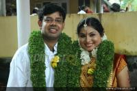 Veena Nair wedding photos