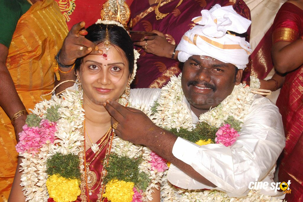Actor vivek wedding
