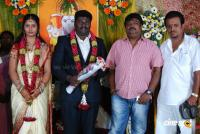 Kottai Perumal Son Wedding Reception Stills (5)
