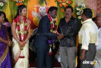 Kottai Perumal Son Wedding Reception Stills (8)