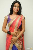 Bhavya Sri Hot Saree Stills (22)
