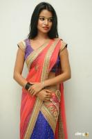 Bhavya Sri Hot Saree Stills (23)