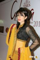 Nazia at Times Gehena Jewellery and Bridal Exhibition (3)