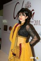 Nazia at Times Gehena Jewellery and Bridal Exhibition (4)