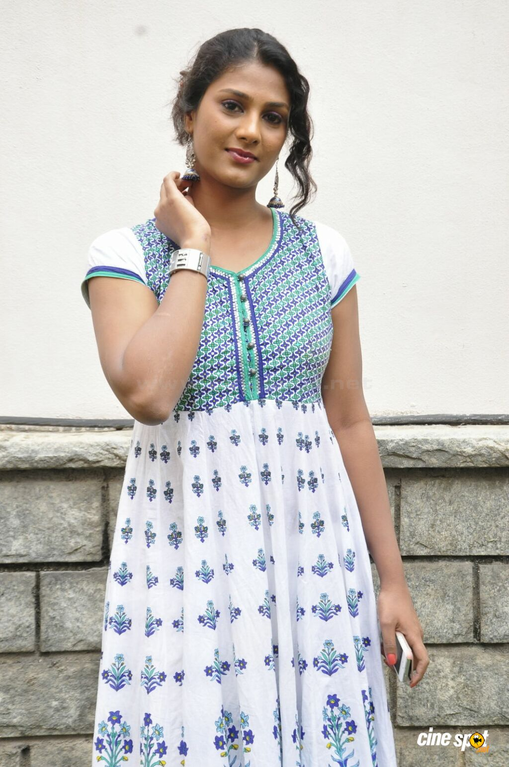 Shama Singh at Janmasthanam Press Meet (21)