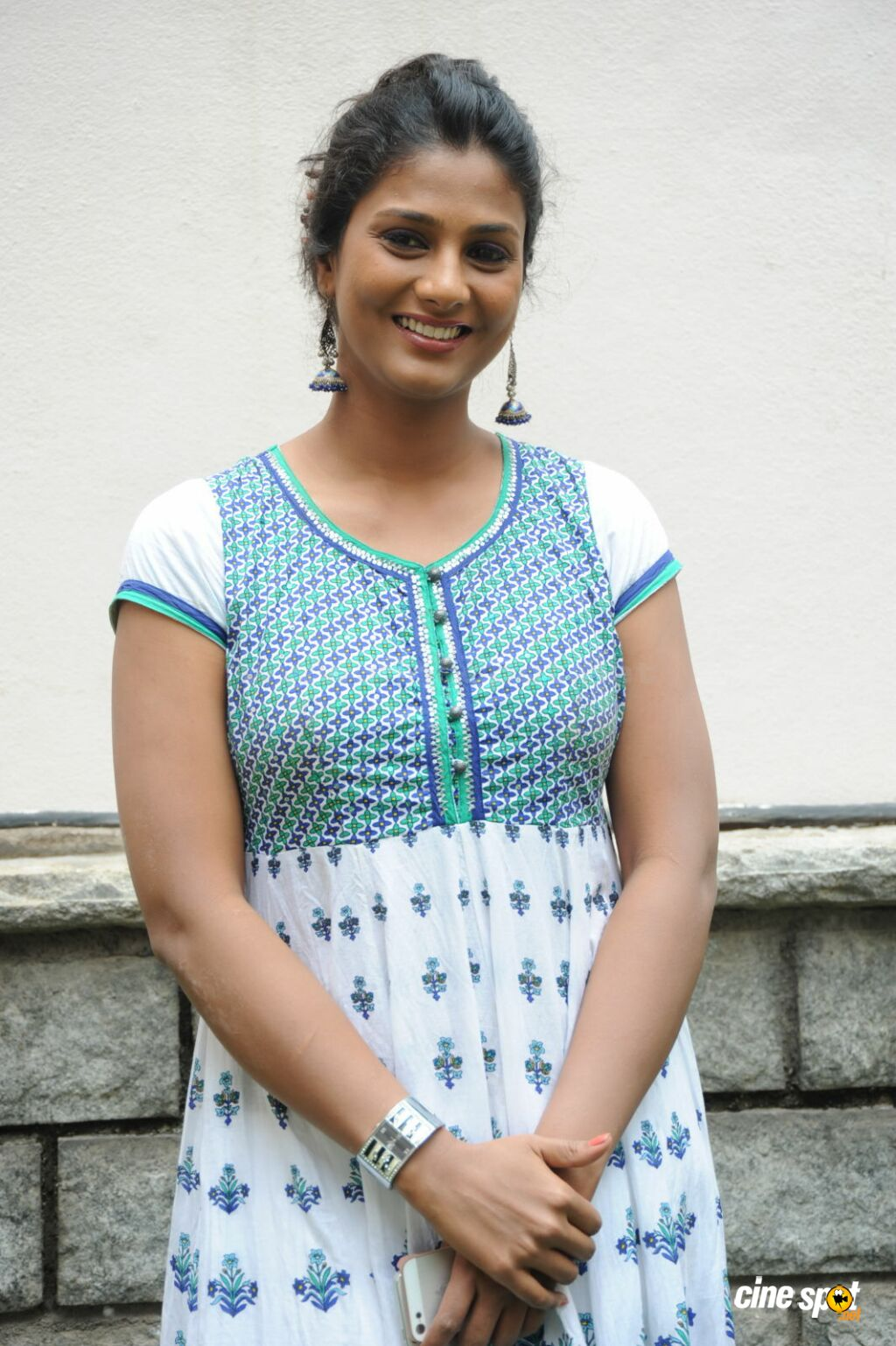 Shama Singh at Janmasthanam Press Meet (32)