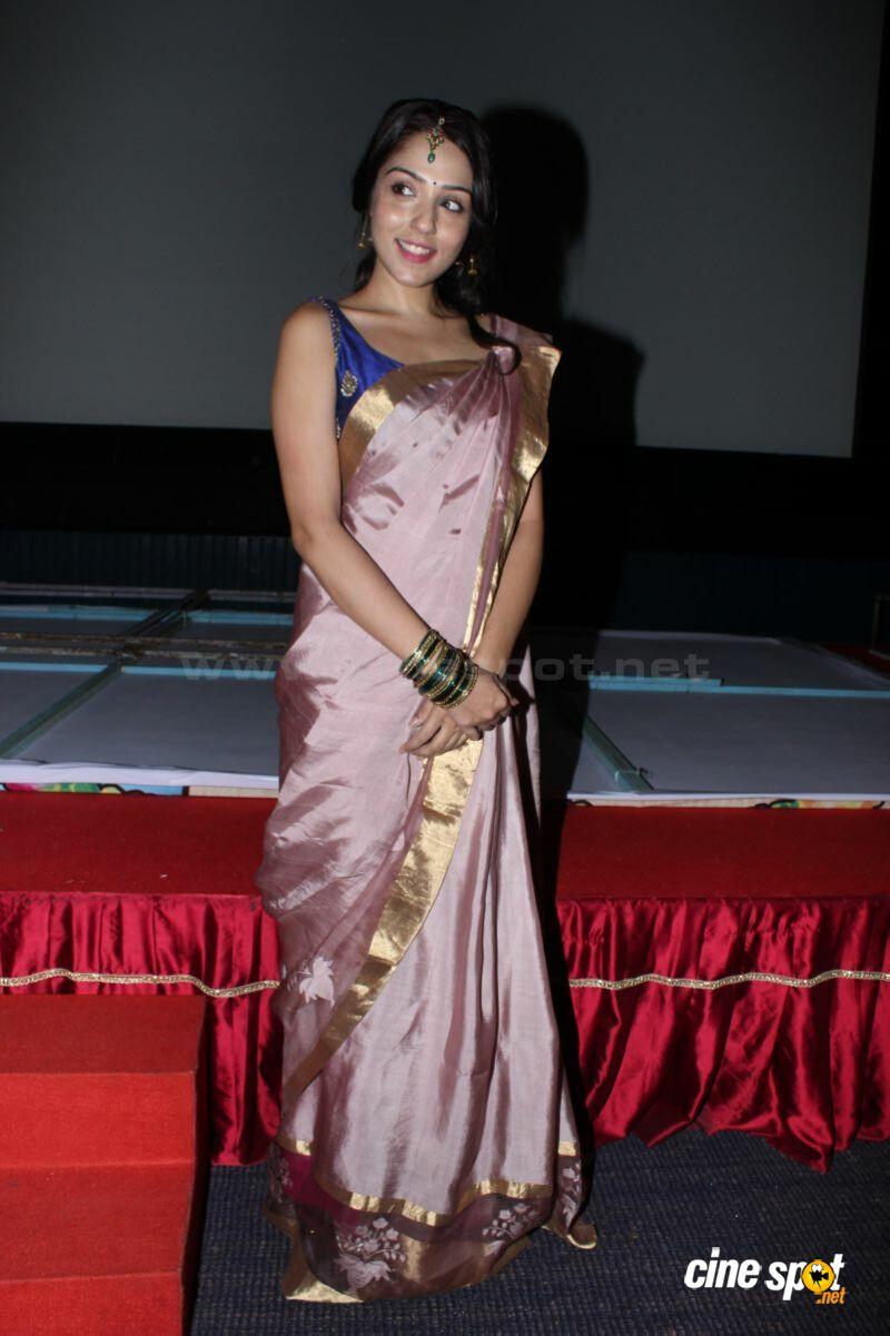Lekha Washington at Kalyana Samayal Saadham Pressmeet (15)
