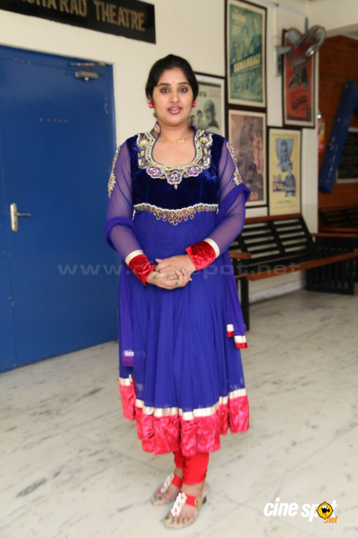 Priya Telugu Serial Actress Stills (9)