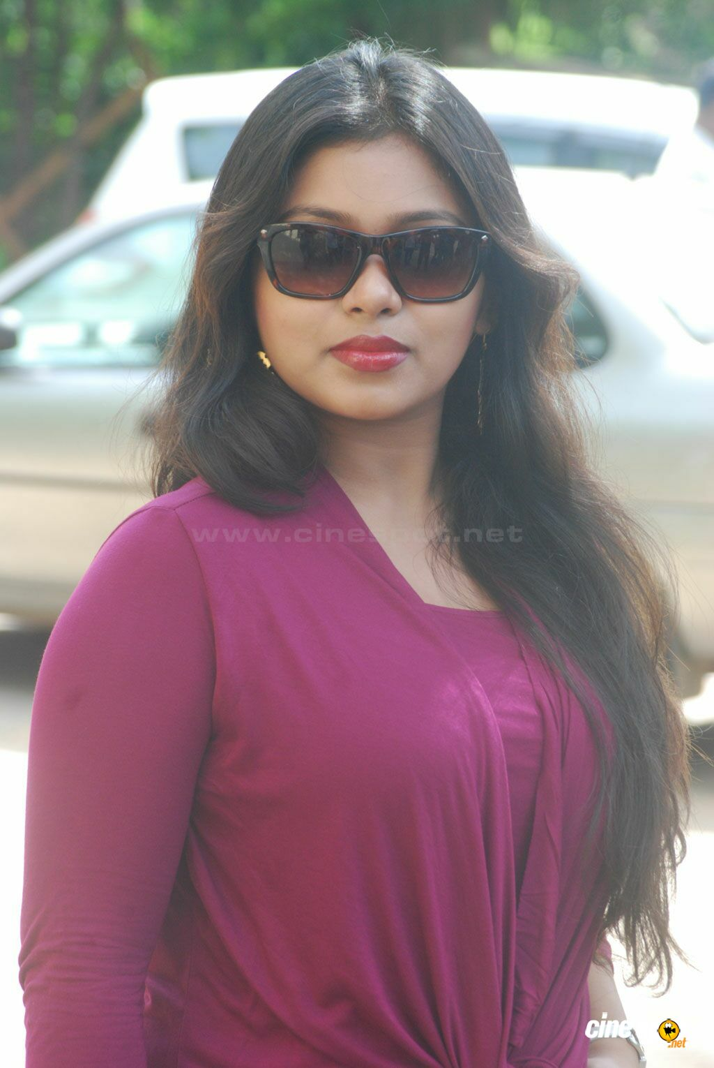 Stephy at Asatha Povathu Neeya Naana Movie Launch (8)