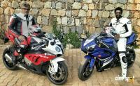 Ajith on his BMW Motorcycle Diary Photos