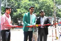 Srikanth Launches The Arvind Store Photos