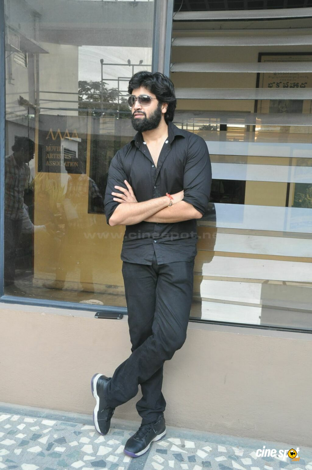 Adivi Sesh at Kiss Press Meet (2)