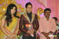 Bharath-Jeshly reception photos (1)