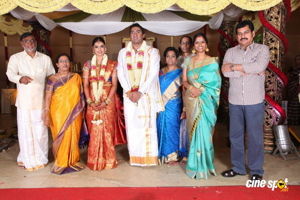 TG Thyagarajan son Sendhil Wedding Photos (9)