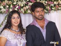 Vikraanth and Manasa Wedding Reception Photos, Stills, Gallery