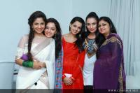 Poornima Indrajith's Pranaah Signature Collection opening photos