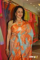 Hema Malini New Saree Stills (6)