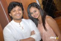Sharavani Subramanya Film Audio Release Stills