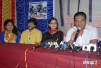 Oggarane Film Shooting Press Meet Stills