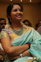 Mahathi Photos at Chennaiyil Thiruvaiyaru Press Meet (2)