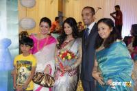 Lakshmi Ramakrishnan's Daughter Wedding Reception Photos (21)