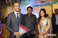 Lakshmi Ramakrishnan's Daughter Wedding Reception Photos (22)