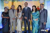 Lakshmi Ramakrishnan's Daughter Wedding Reception Photos (7)