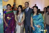 Lakshmi Ramakrishnan's Daughter Wedding Reception Photos (9)