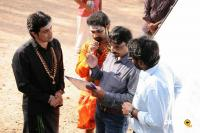 Ayyappa Darshanam Movie Working Stills