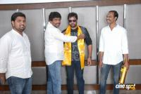 Nara Rohith Launches Naravari Palli 2014 Calendar Photos