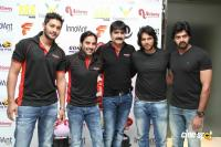 Celebs at Telugu Warriors CCL Team Logo Launch Photos