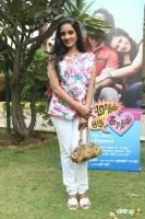 Ammu at Oru Modhal Oru Kadhal Press Meet (2)