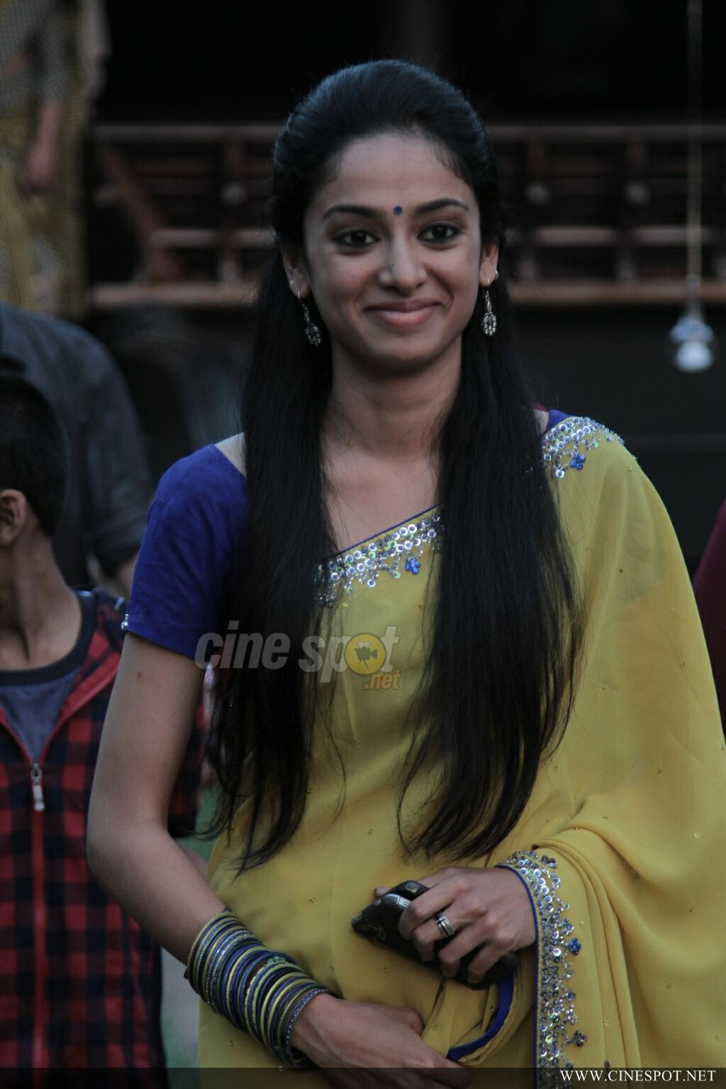 Gauthami Nair in saree photos (11)