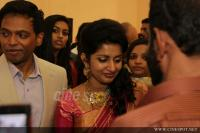 Meera Jasmine wedding  reception photos  (16)