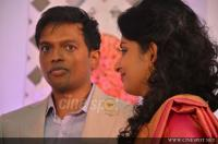 Meera Jasmine wedding  reception photos  (46)