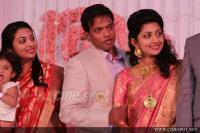 Meera Jasmine wedding  reception photos  (5)