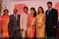 Meera jasmine reception photos (1)