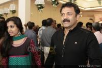 Meera jasmine reception photos (5)