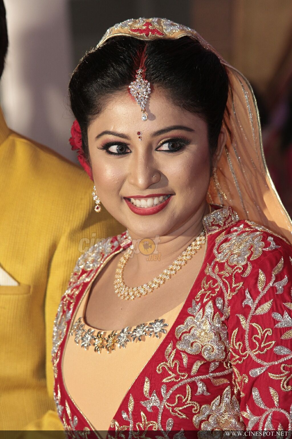 archana suseelan marriage reception photos 84