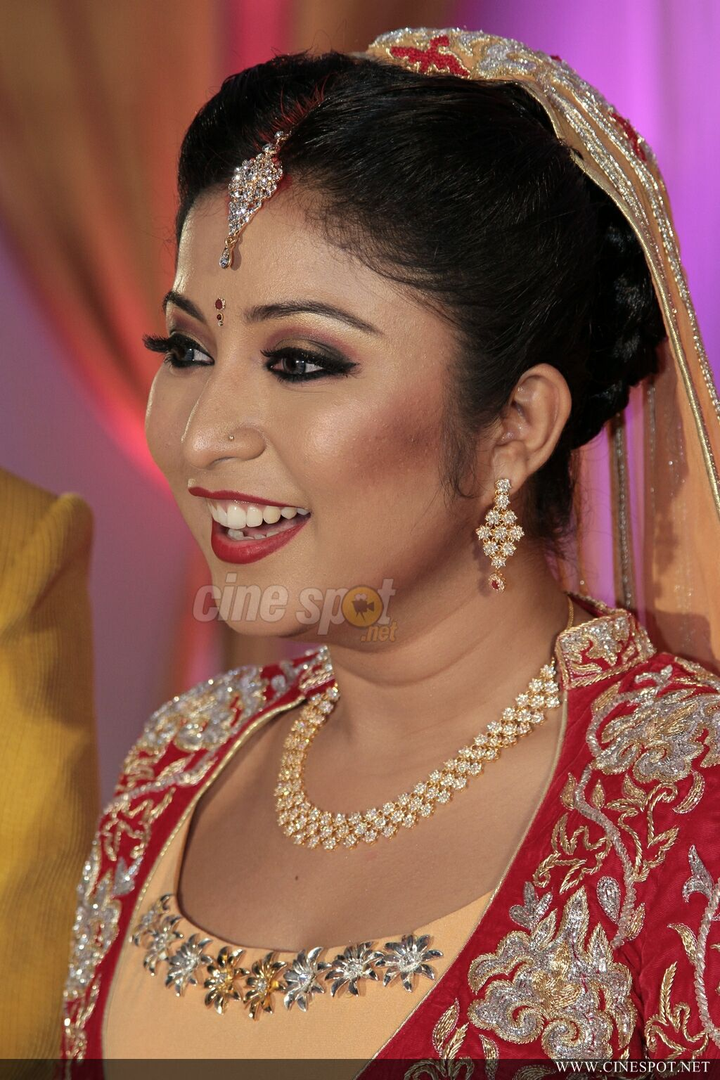 archana suseelan marriage reception photos 90