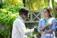 Thavani Kaatru Working Stills (2)