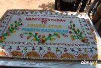 Puneeth Rajkumar Birthday at Dheera Ranavickrama Location (1)