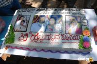 Puneeth Rajkumar Birthday at Dheera Ranavickrama Location (10)