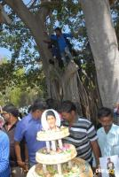 Puneeth Rajkumar Birthday at Dheera Ranavickrama Location (2)