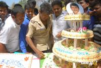 Puneeth Rajkumar Birthday at Dheera Ranavickrama Location (3)
