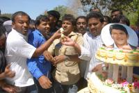 Puneeth Rajkumar Birthday at Dheera Ranavickrama Location (4)