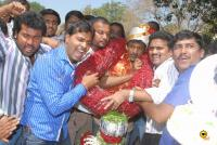 Puneeth Rajkumar Birthday at Dheera Ranavickrama Location (5)