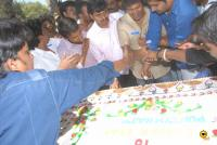 Puneeth Rajkumar Birthday at Dheera Ranavickrama Location (7)