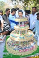 Puneeth Rajkumar Birthday at Dheera Ranavickrama Location (9)